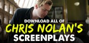 Indiefilmhustle.com: Christopher Nolan Screenplays (Download) als PDF verfügbar