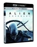 Amazon.es: Alien – Covenant  [4k Ultra HD Blu-ray] für 19,49€ + VSK (inkl. deutschem Ton)