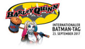 Paninishop.de: Gratis Harley Quinn Comic + eine von 4 Masken am Internationalen Batman Tag am 23.09.17