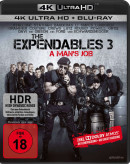 Mueller.de: The Expendables 3 – Uncut (4k Ultra HD + Blu-ray) für 19,99€