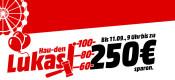 MediaMarkt.de: Preis Jahrmarkt – Bis zu 250€ auf ausgewählte Artikel sparen (bis 11.09.17)
