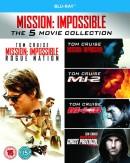 Amazon kontert MediaMarkt.de: Top Elf Angebote – Mission Impossible 1-5 Box [Blu-ray] für 15€