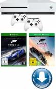 Otto.de: Xbox One S 500 GB + Forza Horizon 3 (DLC) + Forza Motorsport 6 + 2. Controller + Destiny 2 für 239,99€ + VSK