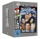 Amazon.es: Scrubs – Die Anfänger – Die komplette Serie, Staffel 1-9 (32 Discs) [Alemania] [DVD] für 25,09€ + VSK