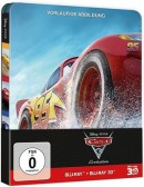 Amazon.it: Cars 3 3D Steelbook [Blu-ray] für 23,35€ inkl. VSK
