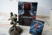 [Fotos] The Amazing Spider-Man: Ultimate Hero Pack + Figur (3D Blu-ray)