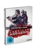[Vorbestellung] Amazon.de: American Assassin – Steelbook [Blu-ray] für 29,99€ inkl. VSK