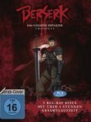 [Vorbestellung] Amazon.de: Berserk – Das goldene Zeitalter -Trilogie [Blu-ray] für 59,99€ inkl. VSK