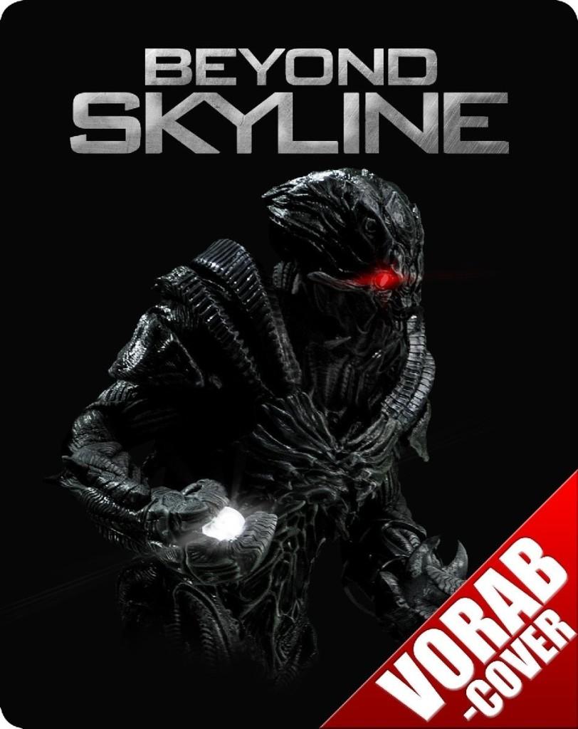 Beyond Skyline - Steelbook [Blu-ray]