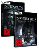Gamestop.de: Dishonored 2 Limited Edition inkl. Dishonored 1 [PC] für 9,99€