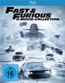 Alphamovies.de: Neue Angebote, z.B. Fast & Furious 8 Movie Collection 37,94€ inkl. VSK