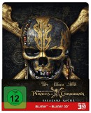 [Review] Pirates of the Caribbean: Salazars Rache (3D SteelBook)