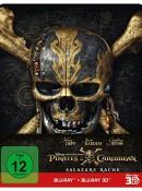 [Review] Pirates of the Caribbean: Salazars Rache (3D SteelBook)