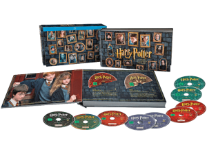 Harry-Potter---The-Complete-Collection-(Layflat-Book)---Exklusiv-[Blu-ray]