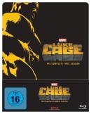 [Vorbestellung] Amazon.de: Marvel´s Luke Cage: Die komplette 1. Staffel – Steelbook [Blu-ray] für 44,49€ inkl. VSK
