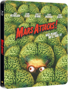 Mars Attacks! - BD