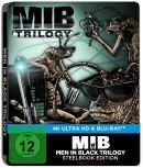 MediaMarkt.de: Gönn Dir Dienstag Angebote – Men in Black 1-3 (Steelbook) [4K Ultra HD Blu-ray] für 37€ inkl. VSK