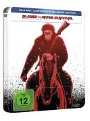 [Vorbestellung] Amazon.de: Planet Der Affen: Survival Steelbook [Blu-ray] für 22,99€ + VSK