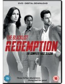 Zoom.co.uk: The Blacklist – Redemption – Staffel 1 [DVD] für 15,20€