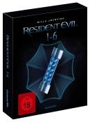 [Vorbestellung] Media-Dealer.de: Resident Evil 1-6 – Complete Collection [Blu-ray] [Limited Edition] für 66,66€ + VSK