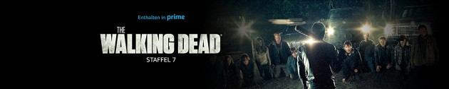 Amazon.de Prime: The Walking Dead Staffeln 7 kostenlos anschauen