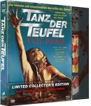 BeyondMedia.at: Tanz der Teufel (Lim. Uncut Digipak) (DVD + 3 BLURAY) für 29,99€ + 5,49€ VSK