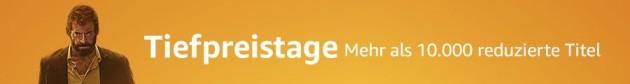 Amazon.de: Tiefpreistage – Über 10.000 reduzierte Blu-rays und DVDs (bis 22.10.17)
