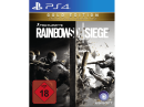 Saturn.de: Late-Night-Shopping mit Tom Clancy's Rainbow Six Siege (Gold Edition) [PS4 & One] für je 25€ inkl. VSK