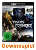 [Gewinnspiel] Bluray-Dealz.de: Transformers 5 – The Last Knight (4K Ultra HD) (bis 05.11.17)
