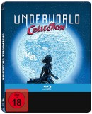 MediaMarkt.de: Underworld 1-5 (Limited Steelbook Edition) [Blu-ray] für 19€ inkl. VSK