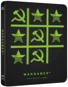 War Games - Steelbook
