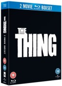 Zoom.co.uk: The Thing (1982) + The Thing (2011) [Blu-ray] für 5,16€ inkl. VSK