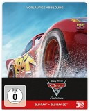 Amazon.de: Cars 3: Evolution Steelbook (3D BD+2D BD+Bonusdisc) [3 DVDs] [Blu-ray] für 21,93€ + VSK