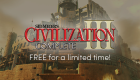 HumbleBundle.com: Sid Meier's Civilization 3/III [PC] KOSTENLOS!