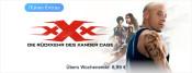 """iTunes: Deals für das Wochenende, darunter """"xXx – Die Rückkehr des Xander Cage"""" für 6,99€"""