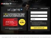 Rakuten.tv: Die Mumie (in HD als Stream) für 14,99€ und 20€ EMP Gutschein