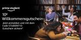 Amazon.de: 10€ Willkommensgutschein für Studenten (Aktion bis 15.12.2017)