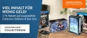 rebuy.de: 17% auf auf besondere Film Boxen, Games Collectors Edtions, Limited Editions von Büchern & Musik CDs