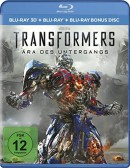 Amazon.de: Transformers 4 – Ära des Untergangs [3D Blu-ray] für 4,99€ + VSK