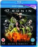 Zoom.co.uk: 47 Ronin [Blu-ray + Digitale Kopie] für ca. 3,50€ inkl. VSK