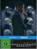 Alphamovies.de: Erschütternde Wahrheit Steelbook [Blu-ray] für 9,94€ & The Walk Steelbook [Blu-ray] für 4,94€ + VSK