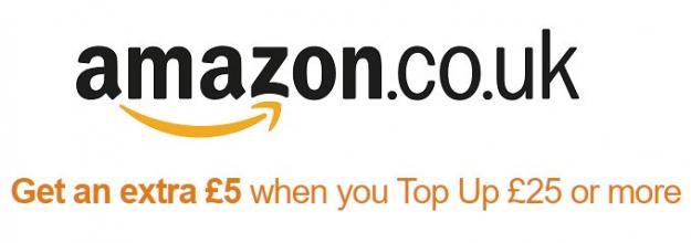 amazon gutschein auf konto laden