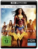 Amazon.es: Neue Angebote z.B. Wonder Woman Blu-ray 4K UHD [Blu-ray] für 13,95€ + VSK
