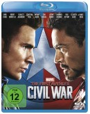 Amazon.de: Blu-ray Tiefpreise u.a. The First Avenger: Civil War [Blu-ray] für 6,81€ + VSK