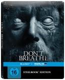 CeDe.de: Don`t Breathe Steelbook [Blu-ray] für 14,49€ inkl. VSK
