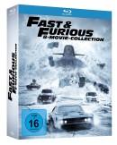 MediaMarkt.de: Der Single Day bei Media Markt mit u.a. Fast & Furious – 8 Movie Collection [Blu-ray] für 29€ inkl. VSK