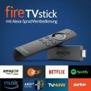 Amazon.de: Fire TV Stick mit Alexa-Sprachfernbedienung für 29,99€ inkl. VSK