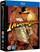 Zoom.co.uk: Indiana Jones – The Complete Collection (Box Set) [Blu-ray] für 11,20€ inkl. VSK