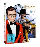 Amazon.de: Kingsman – The Golden Circle Steelbook [Blu-ray] für 19,54€ + VSK