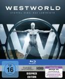 Mueller.de: Sonntagsknüller mit Westworld – Die komplette erste Staffel (Digipack Edition) [Blu-ray] für 29,99€